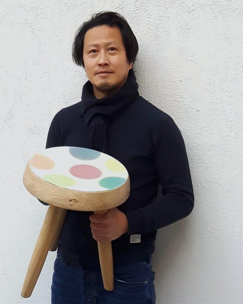 Wonkun Jon aus Korea