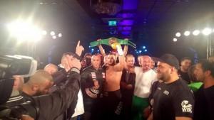 Hamudi Al Zein Boxer