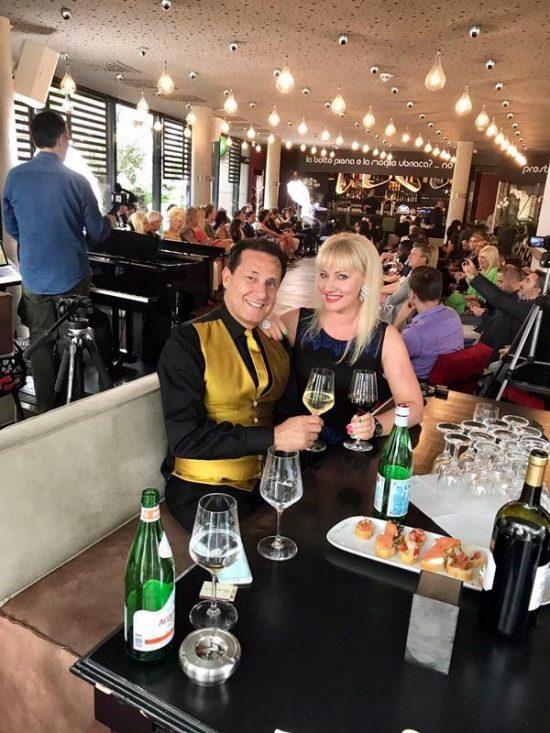 Veronika und Adnan Eken sind das Fashion-Paar in Düsseldorf.