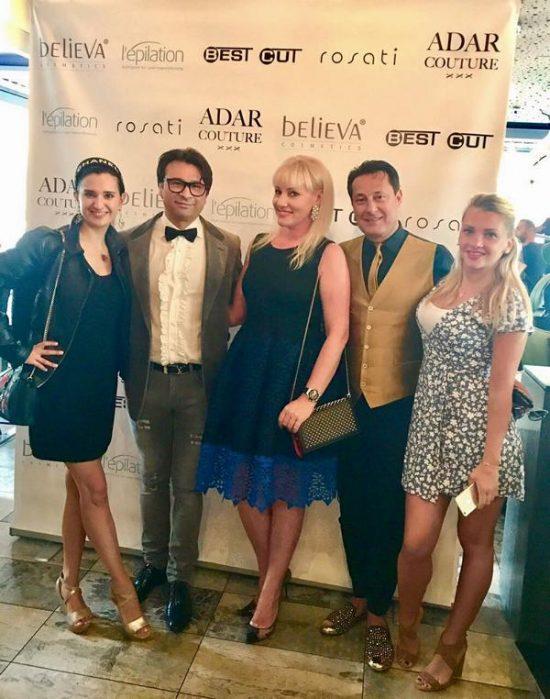 Adar Couture Fashion Show