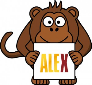 Monkeys geht, ALEX kommt