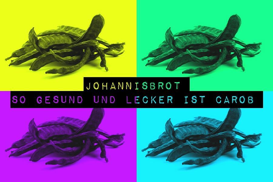 Johannisbrot carob