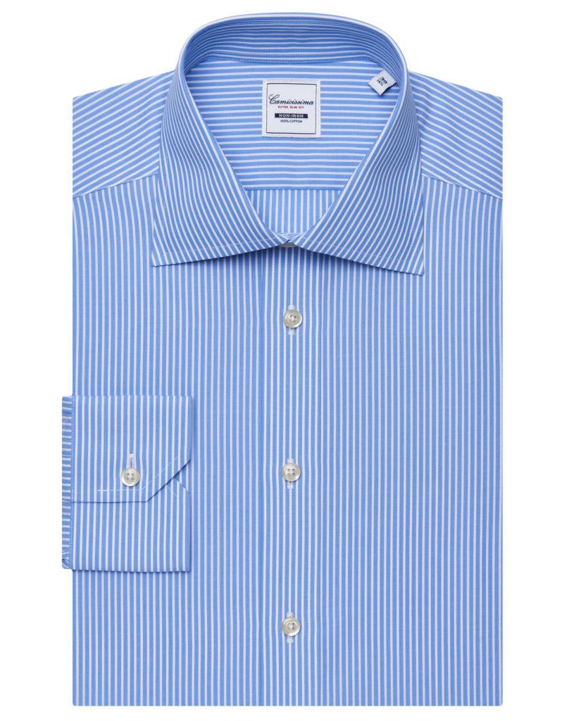 Bügelfreie Hemden, Non Iron Hemd