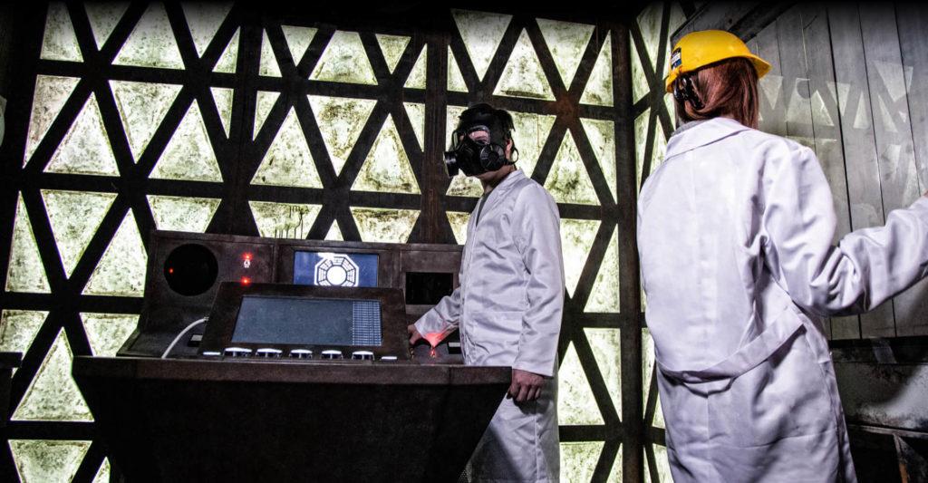 Bunker 71, Atomkrieg, Escape Room, Plan B, düsseldorf