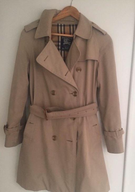 Kleiderkreisel Burberry Trenchcoat kaufen