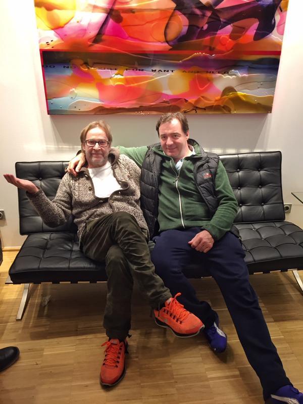 Carsten Siebels, Jürgen Eckhold