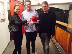 charity video award Kilian Lieb und Frederic Nowotny