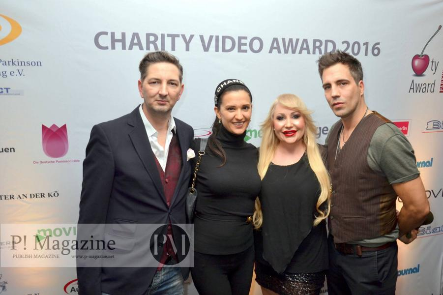 charity video award