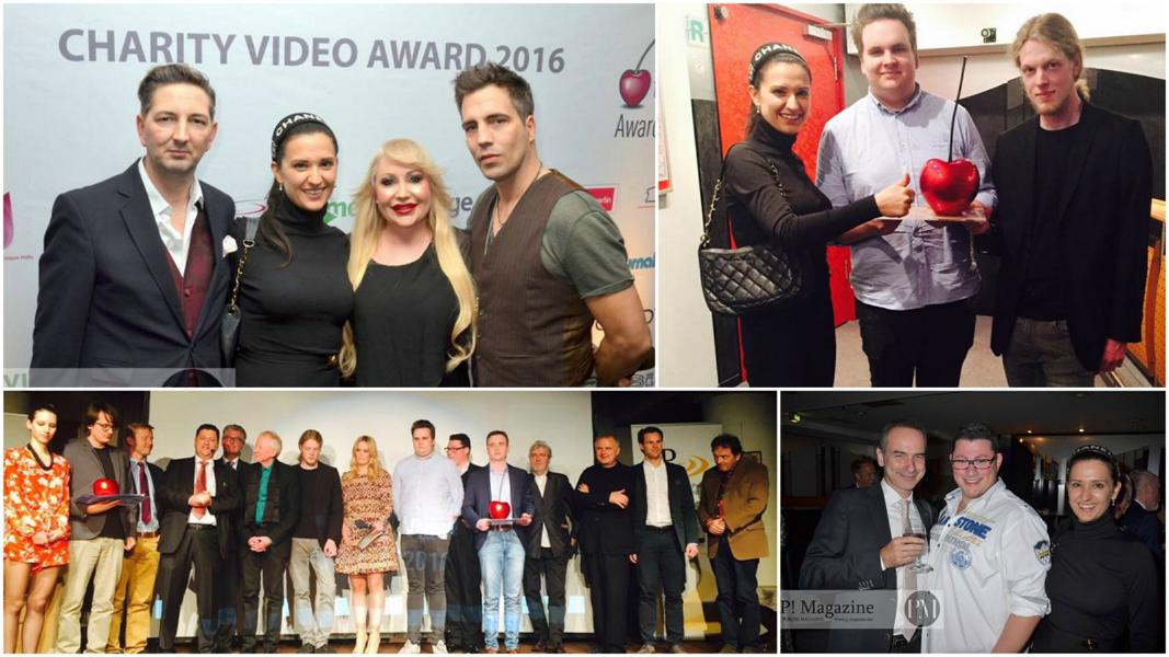 charity video award 2016