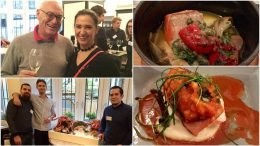Chefs Unplugged in Adrejs Oyster Bar