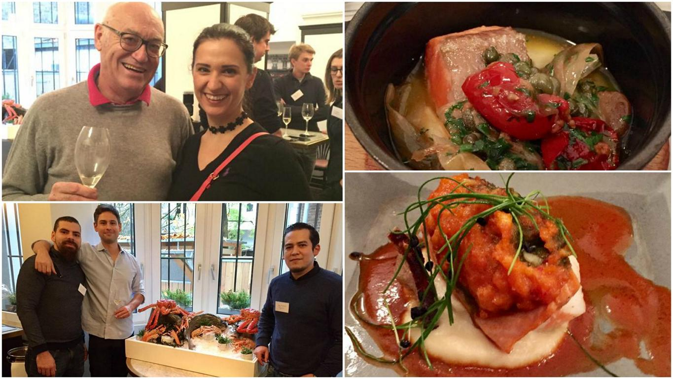 Photo of Chefs Unplugged – Gastro Networking-Event in Andrej's Oyster Bar & Restaurant