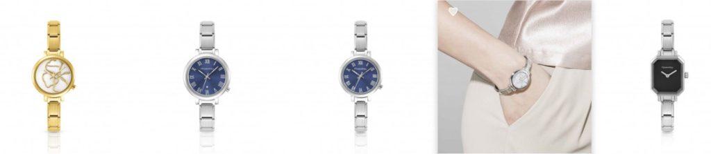 Nomination Composable Uhren