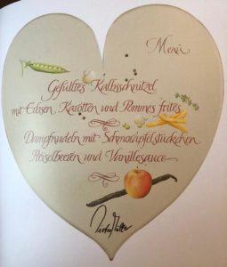 Dieter Müller, Lieblingsrezept bei Mutter