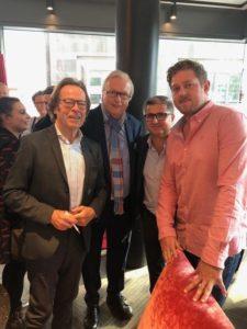 Dieter Müller, Heribert Klein, Jetmir Bexheti, Sven Nöthel