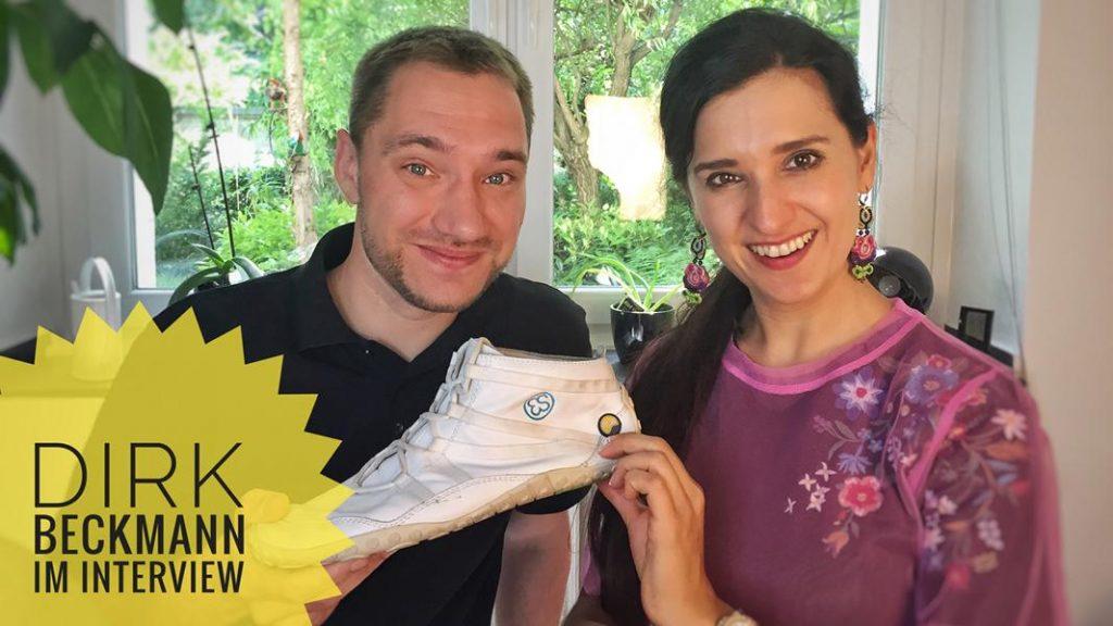 Barfuß Schuhe Ballengang Dirk Beckmann