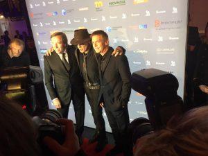 Günther Netzer, Udo Lindenberg, Andreas Gursky duesseldorfer des jahres 2016