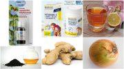 Die besten alternativen Hausmittel gegen erkältung