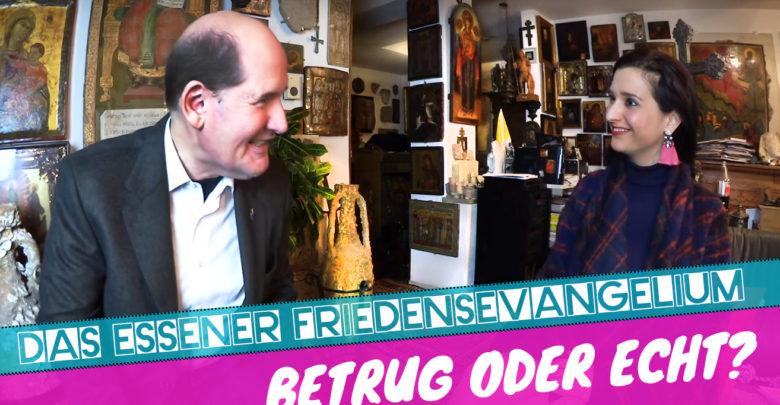 Photo of Essener Friedensevangelium: Betrug oder Echt? Vatikan-Experte Michael Hesemann klärt auf!
