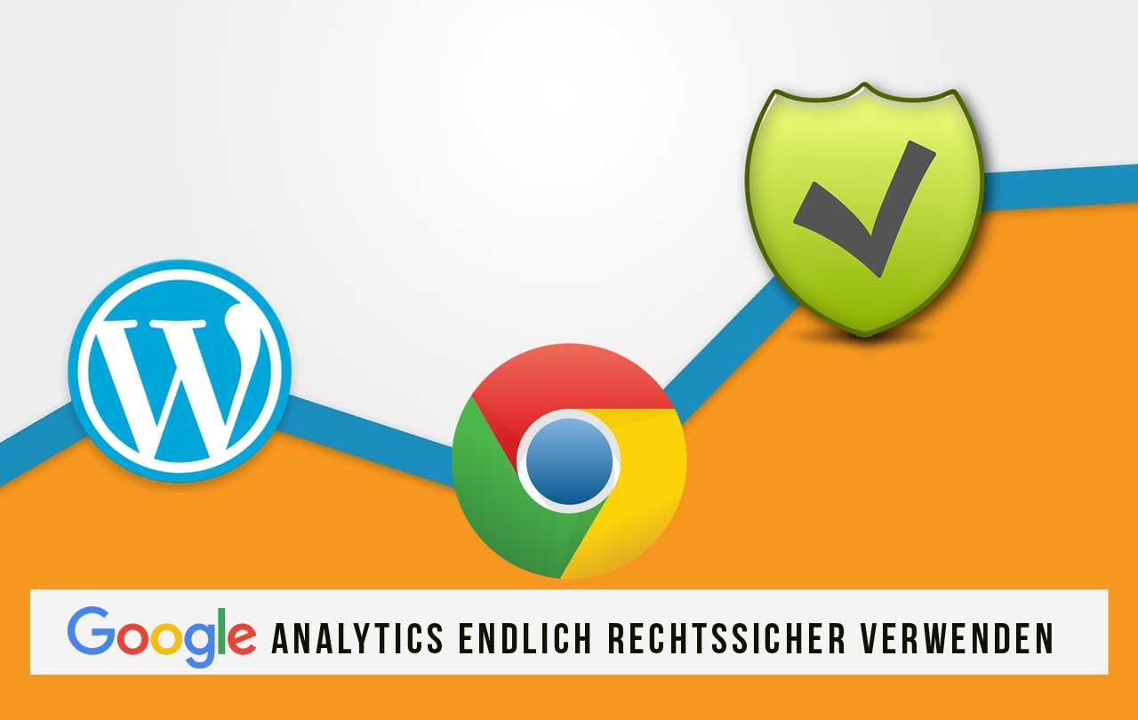 Photo of HILFE!!! Wie binde ich Google Analytics datenschutzrechtlich konform in WordPress ein?