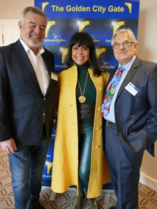 Das goldene Stadttor 2019, Harry Wijnvoord, Tracie Frank Mayer, Wolfgang Jo Huschert