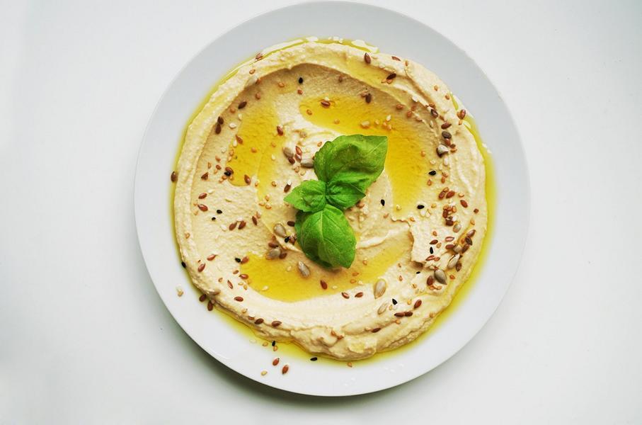 Hummus - lecker für Veganer