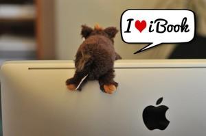 ibook mit Herz