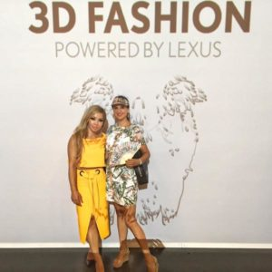 Sabina Saga 3D Fashion Lexus Voxelworld