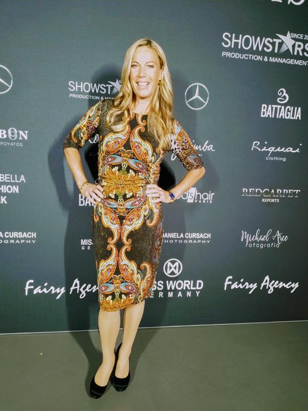 Industrie trifft Fashion, Birgit von Benzel