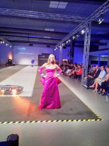 Industrie trifft Fashion,Mercedes-benz-fashion-show 2018, birgit von benzel