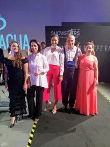 Industrie trifft Fashion,Mercedes-benz-fashion-show 2018