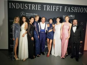 Industrie trifft Fashion,Mercedes-benz-fashion-show 2018