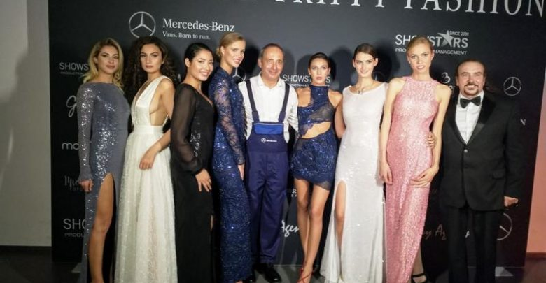 "Photo of ""Industrie trifft Fashion"": Mercedes-Benz-Fashion-Show feiert 5-jähriges Jubiläum"