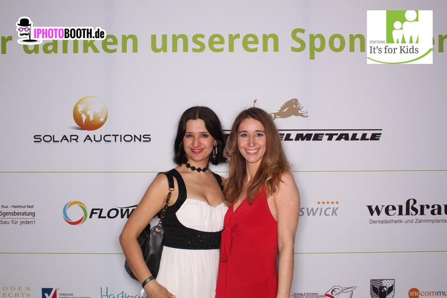 its for kids gala 2019, Nadine Kretz