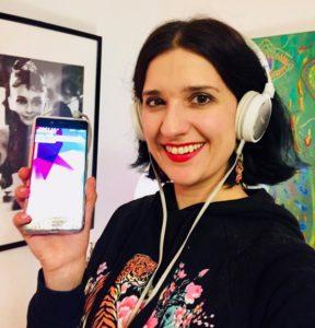 Klaudija, Free music App