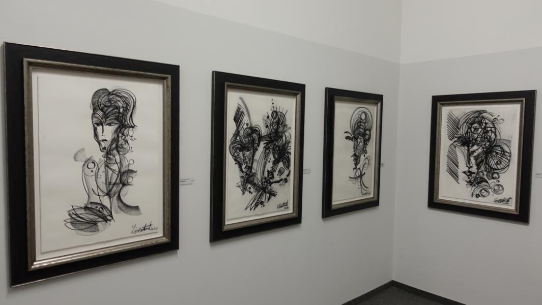 Grafiken von Leon Löwentraut