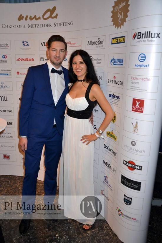 Metzelder Gala 2016 Uwe Marcus Magnus Rykov