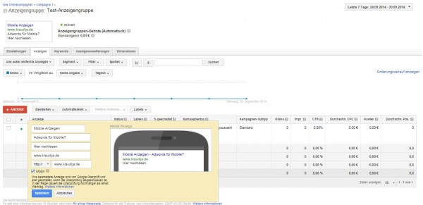 Photo of Mobile Adwords Kampagnen richtig anlegen