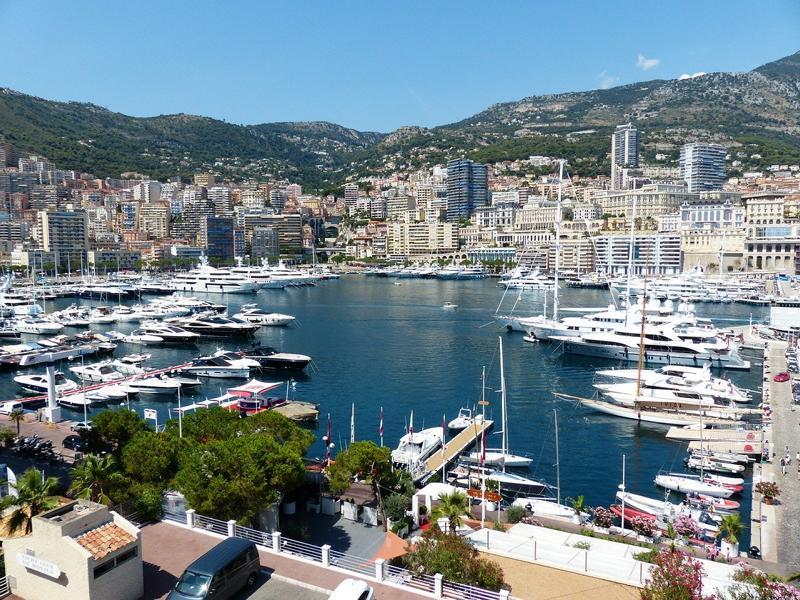 Günstig urlaub in Monaco