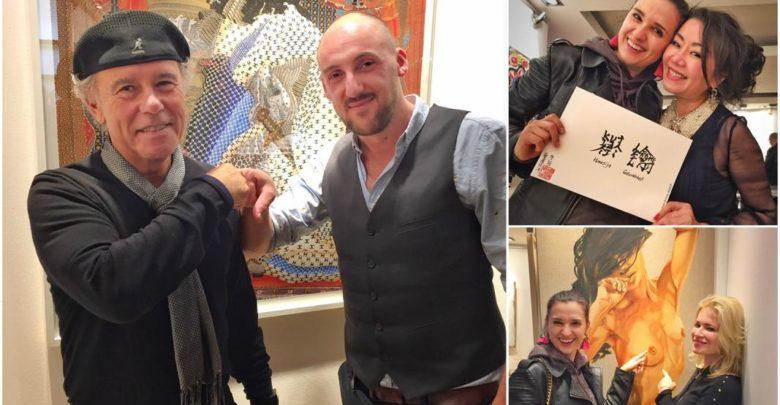 Operkassler Opernball meets the arts, Wolfgang Martin Puky, Adam Karamanlis