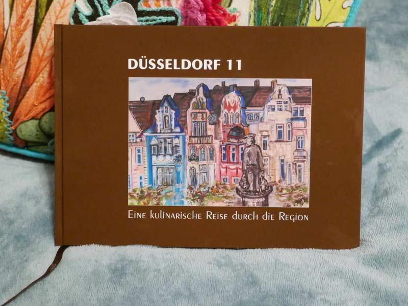 Düsseldorf 11, Restaurant Gutscheinbuch für Oberkassel