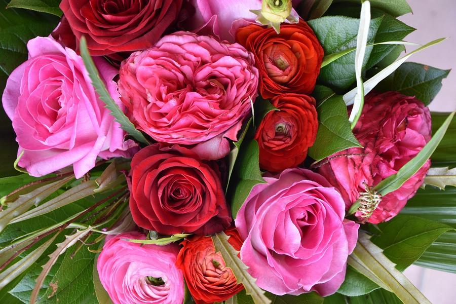 Sprache der Blumen