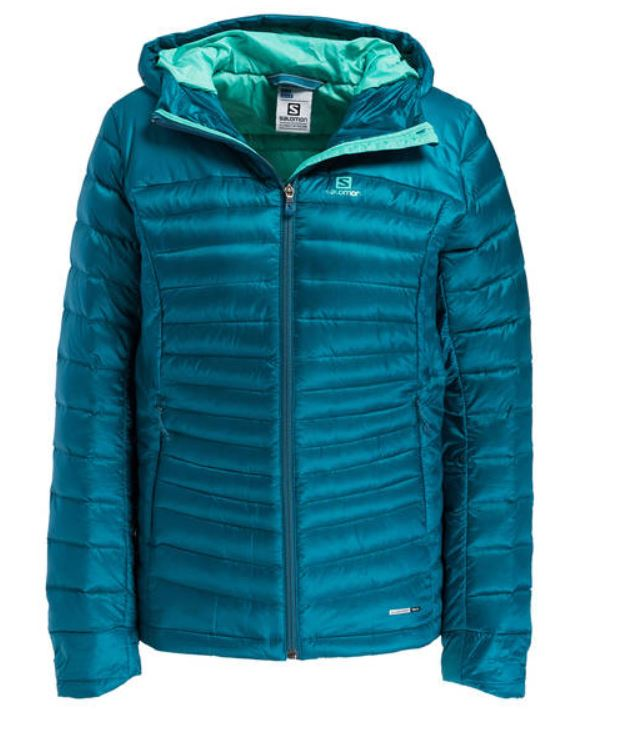 Salomon outdoor daunenjacke