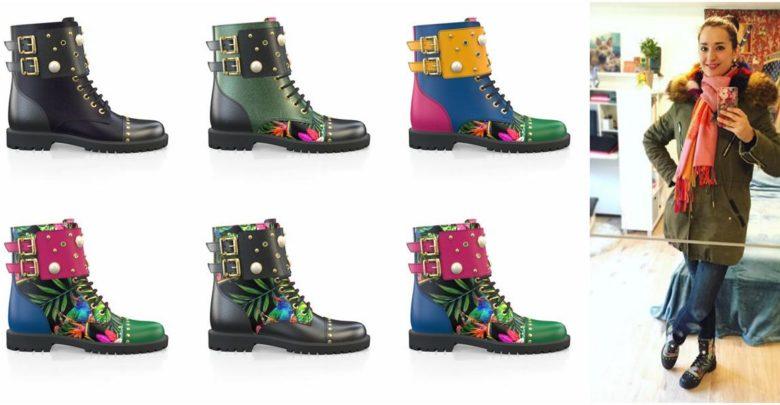 finest selection 9c64f 4c1d0 Schuhe selbst designen zum kleinen Preis? Ein Traum wird ...