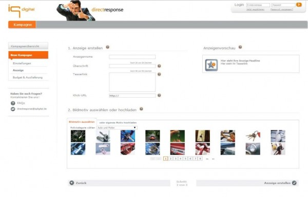 Photo of Erfahrungen mit IQ Direct Response – dem Online Selfbooking Tool von IQ Digital
