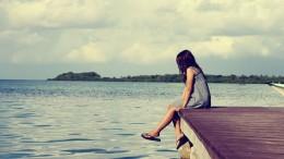 Allein aber nicht einsam