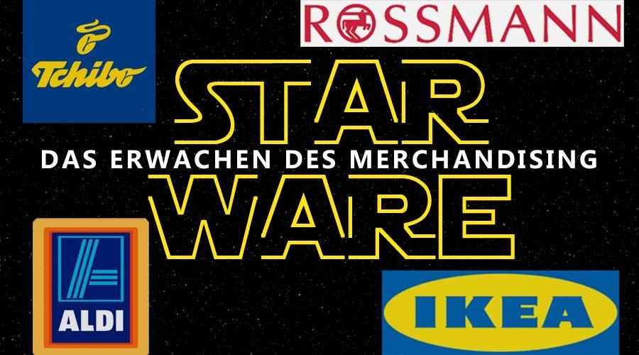 Star Wars Aldi, Rossmann, Ikea, Tchibo