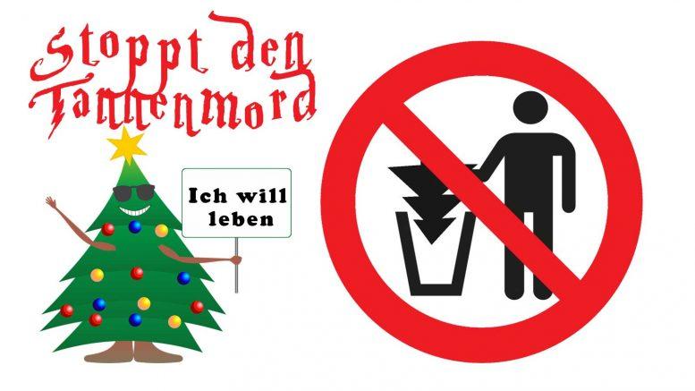 Weihnachtsbaum leid tod sterben
