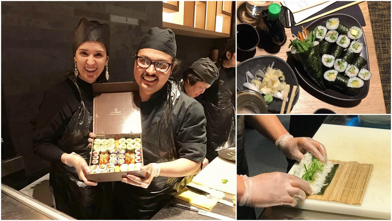 Photo of SushiShop Düsseldorf: Wo die perfekte Sushi-Rolle zuhause ist