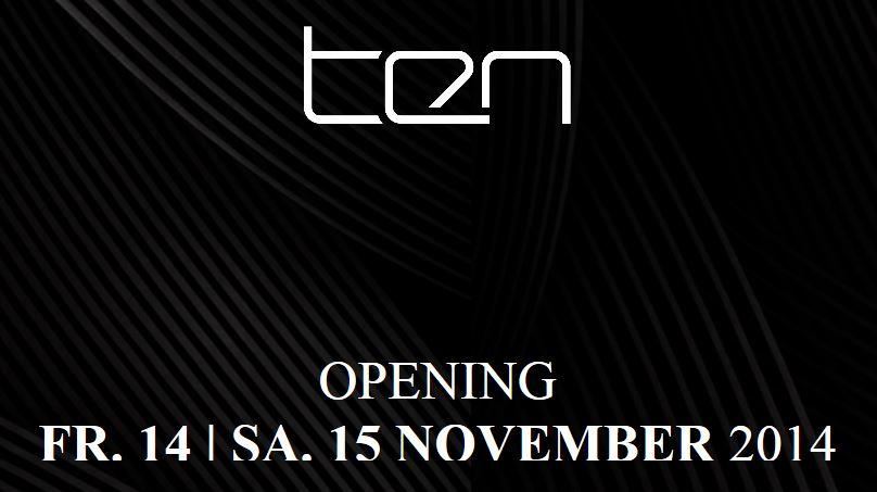 ten club opening