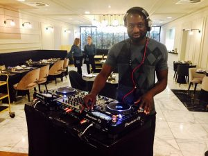 The Fritz Hotel Club Brunch DJ Axlnt